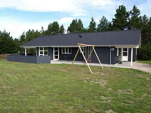 Vakantiehuis in Henne Kirkeby