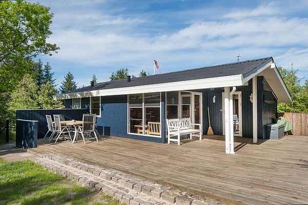 Semesterbostad vid Ålbæk Strand