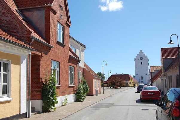 Semesterbostad i Sæby