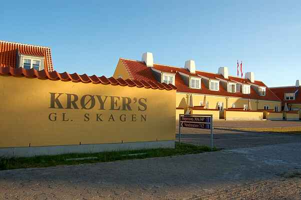 Sommerhus i Krøyers Feriecenter