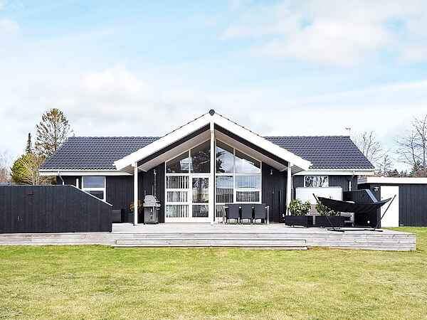 Sommerhus i Tuse Næs