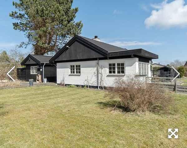 Sommerhus i eftertragtet Nordsjælland