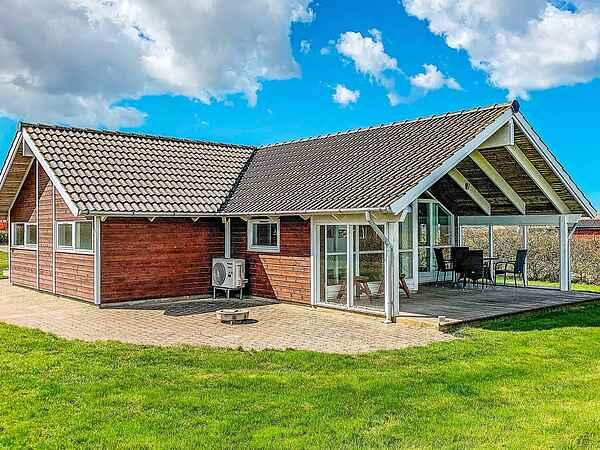 Holiday home in Gjellerodde