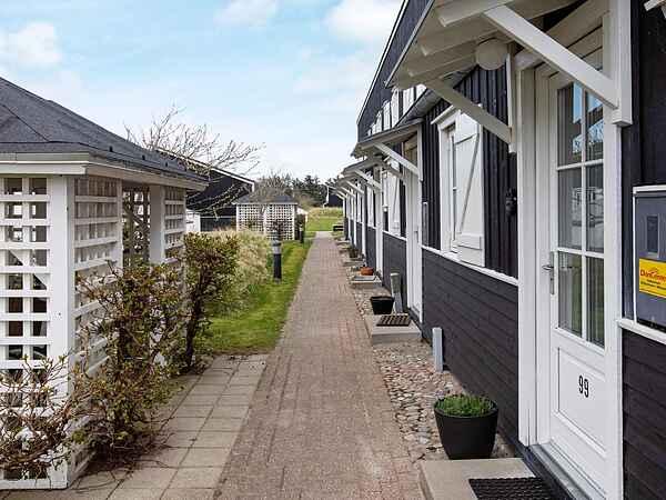 Sommerhus i Agger Havn Feriecenter