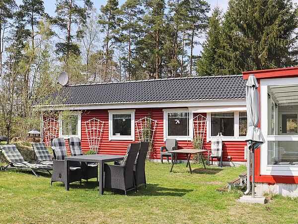 Sommerhus i Örkelljunga N