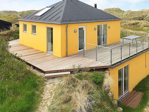 Sommerhus ved Tranum Strand