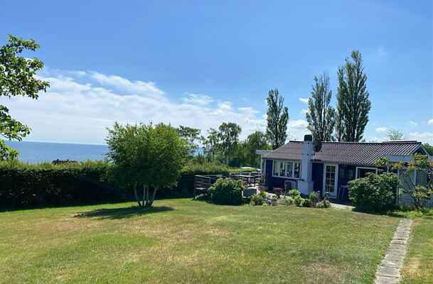 COTTAGE FOR 6 PEOPLE IN SANDKAAS - BEAUTIFUL SEA VIEW
