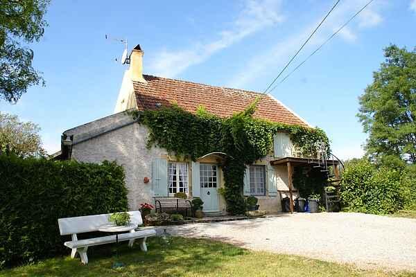 Ferienhaus in Saint-Révérien