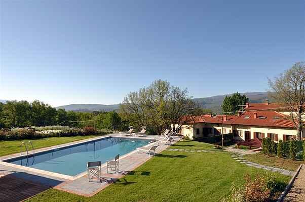 Villa i Pratovecchio