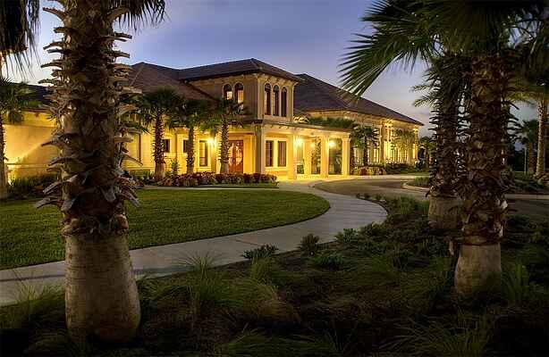 Villa au Hernando