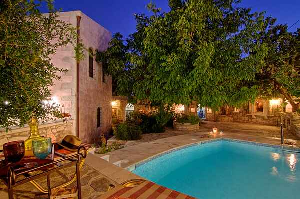 Luxurious Privately Stone Villa with Pool!
