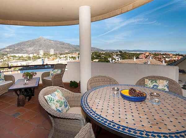 Enestående lejlighed i Marbella - Costa del Sol