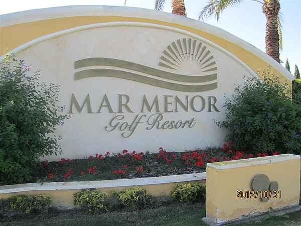 Private villa with pool at Mar Menor Golf Resort