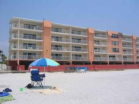 Apartment on Indian Rocks Beach