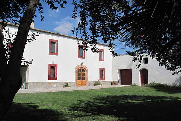 Herregård i El Romaní