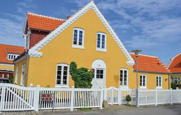 Ferienhaus in Skagen By