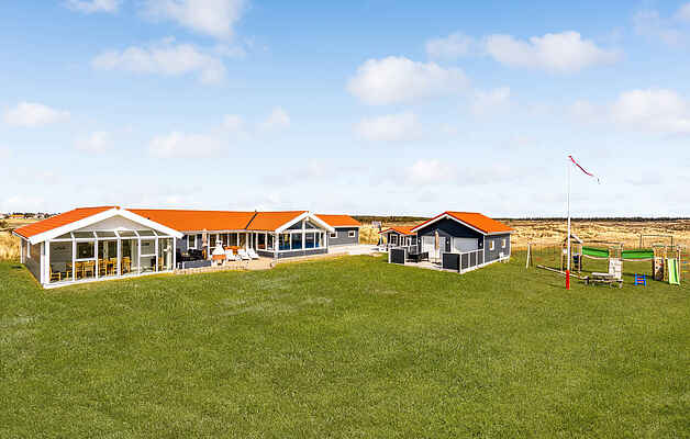 Holiday home in Stenbjerg Strand
