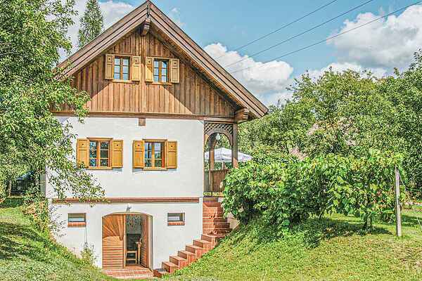 Holiday home in Reinersdorf