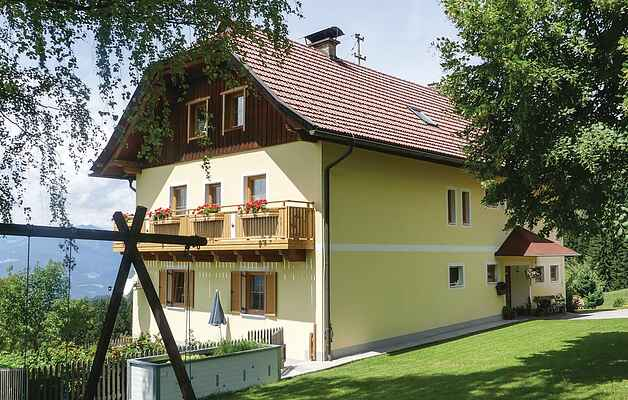 Apartment in Fresach