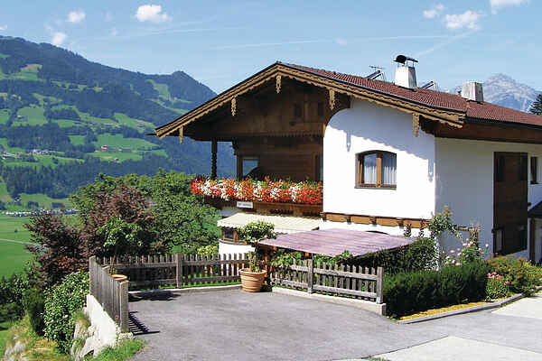 Appartement in Hart im Zillertal