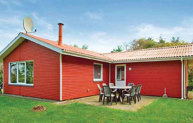 Holiday home in Vadum Strand