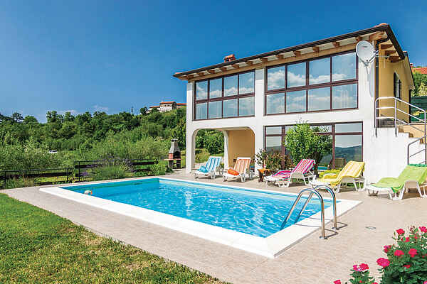 Holiday home in Motovun
