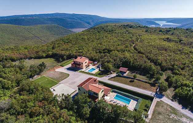 Holiday home in Labin