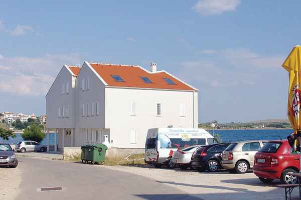 Appartement in Pag