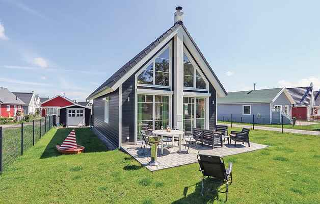 Holiday home in Zerpenschleuse