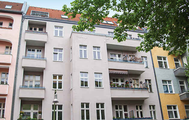 Apartment in Mitte