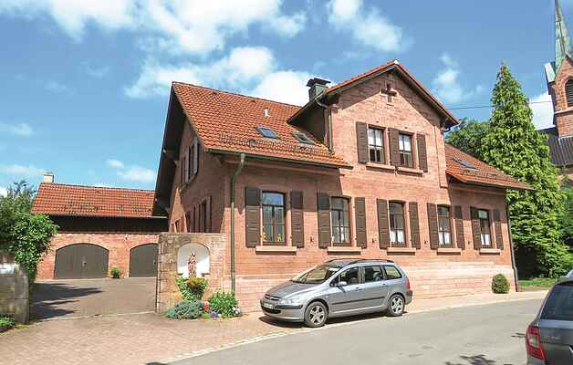 Holiday home in Schollbrunn
