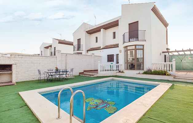 Holiday home in Humilladero