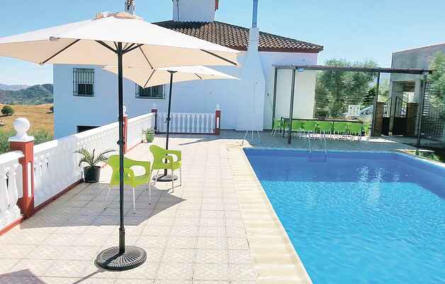 Holiday home in Olvera