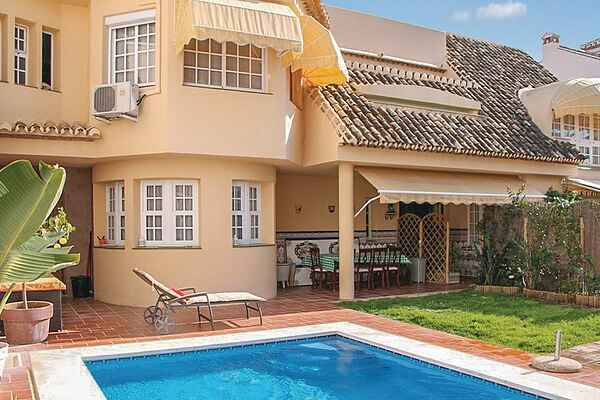 Holiday home in Fuengirola
