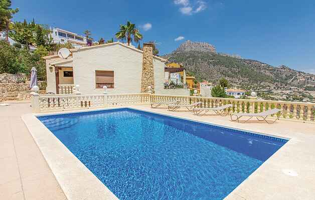 Holiday home in Calp