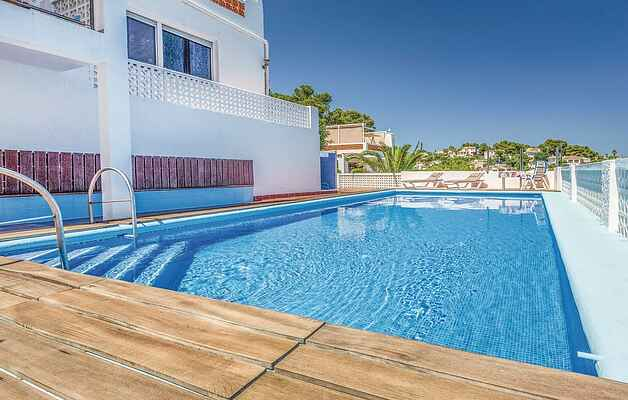 Holiday home in Xàbia