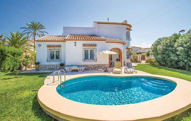 Holiday home in Dénia