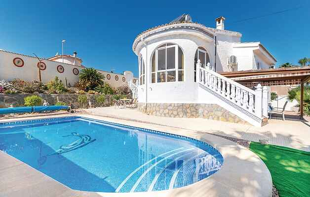 Holiday home in Rojales