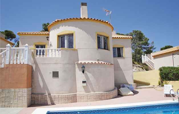 Holiday home in Castalla