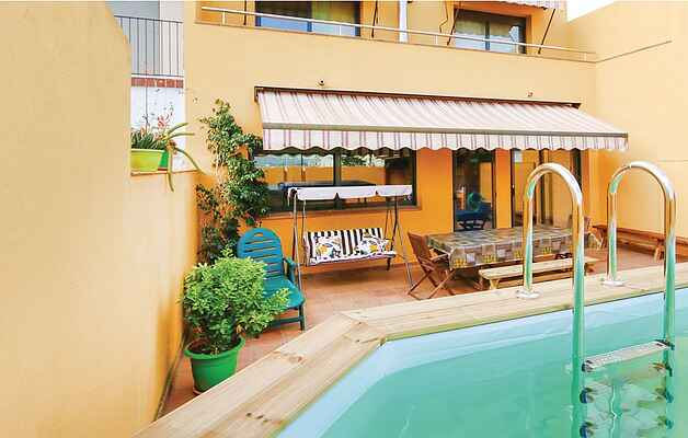 Holiday home in Malgrat de Mar