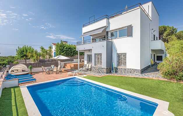 Holiday home in Sant Pol de Mar