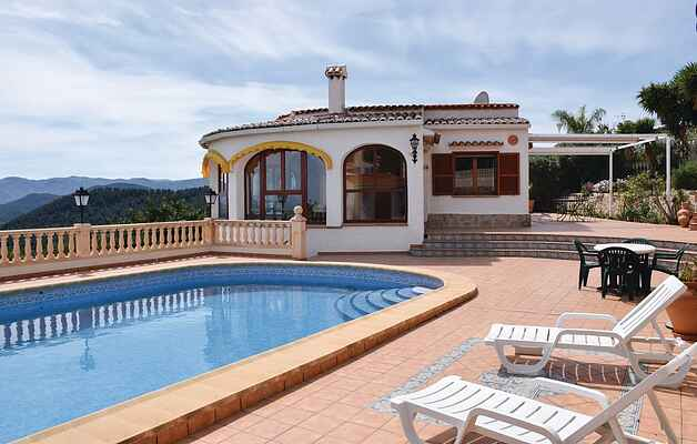 Holiday home in Oliva
