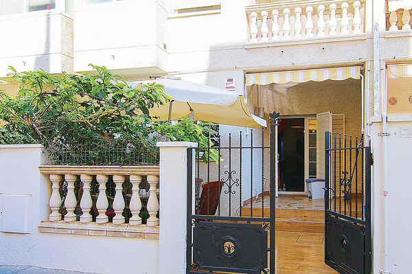 Appartement in Palamós