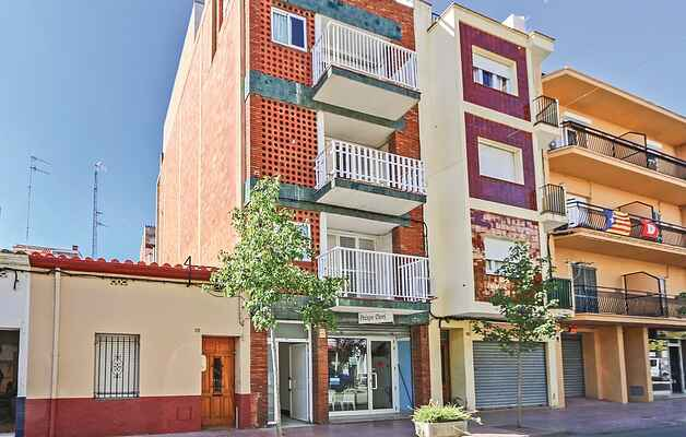 Apartment in Palamós