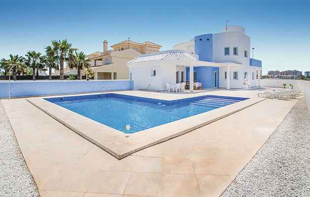 Holiday home in Murcia