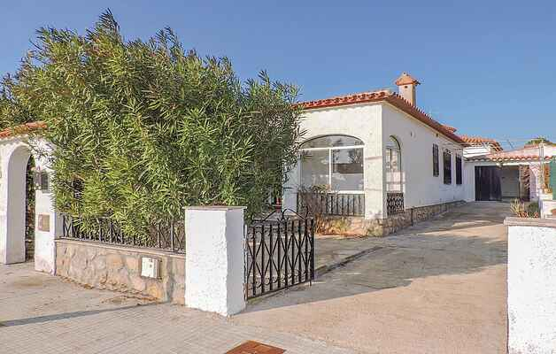 Holiday home in Mont-roig del Camp