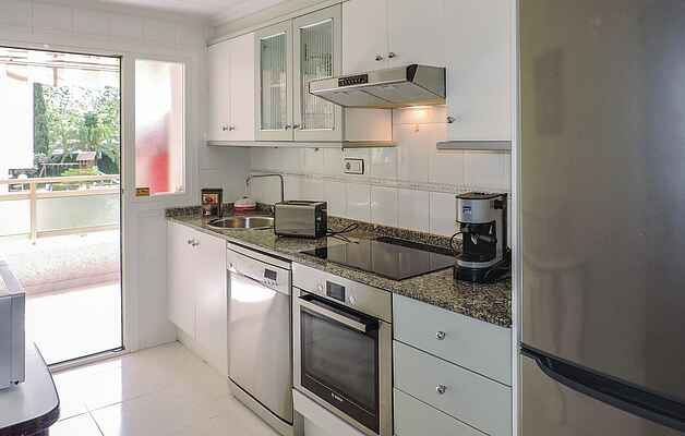 Apartment in Salou