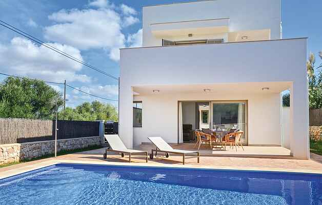 Holiday home in Santanyí