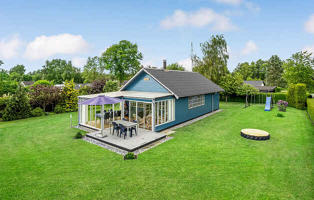 Holiday home in Hummingen Strand