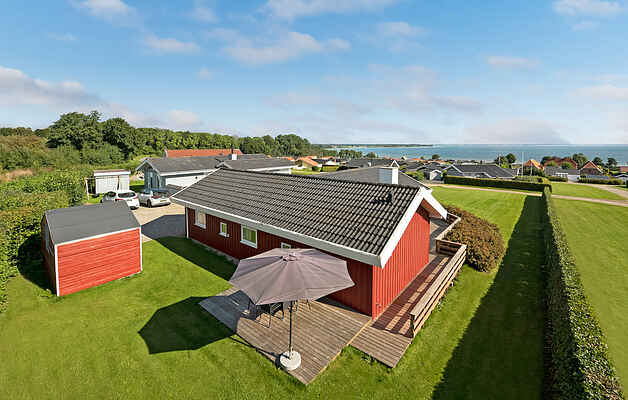 Holiday home in Grønninghoved Strand